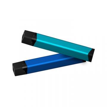 Сертификат керамика мундштук экологичные материалы перезаряжаемые vape ручка с USB зарядное устройство КБР пустой картридж