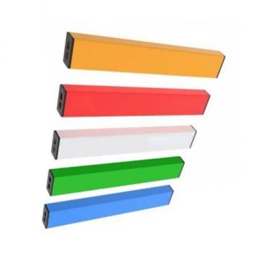 Частная этикетка перезаряжаемое керамическое Vape пластиковые Mouthtip одноразовые Vape ручка 1 мл