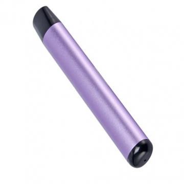 Классические черные одноразовые электронные сигареты 0,5 мл Vape ручка испаритель 350 мАч батарея извилистый е сигалреты