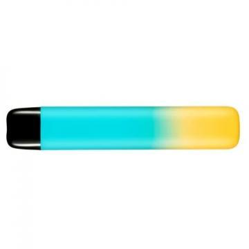 Ocitytimes Вибрационный одноразовый испаритель Пользовательский логотип КБР вейп ручка