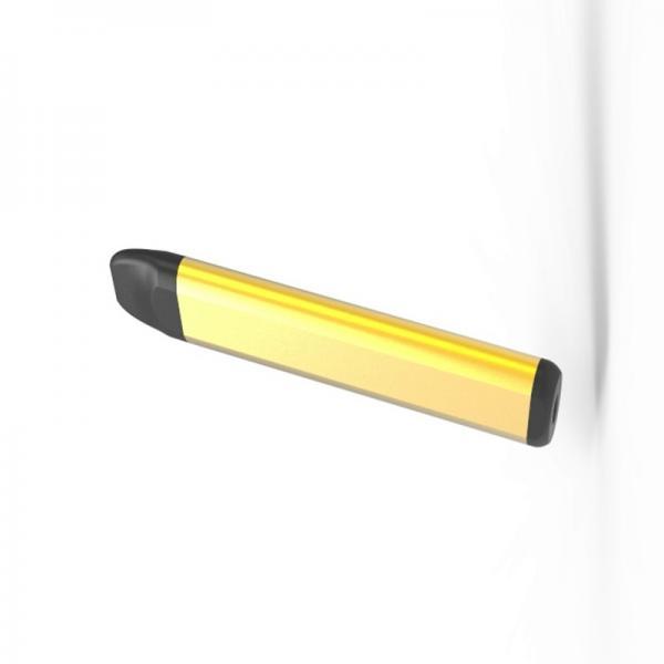 Заказной логотип напечатал бумажные сигареты золото горячего тиснения бумаги #1 image