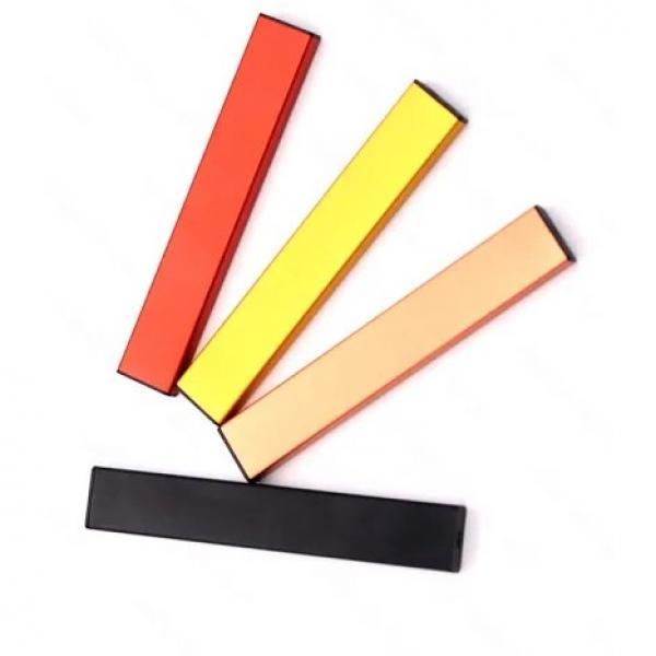 Керамическая нагревательная катушка стеклянный бак одноразовые электронные сигареты оптом #1 image