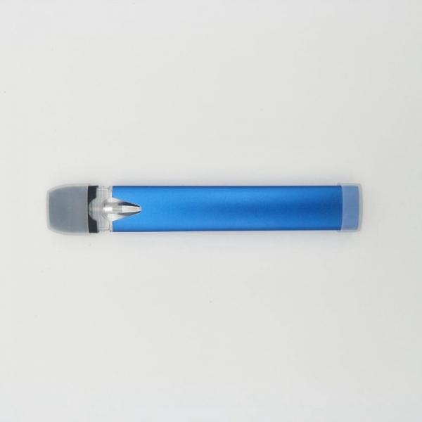 Бесплатный образец одноразовых электронных сигарет 500 затяжек 18 мг 24 мг ароматизатор табака #1 image
